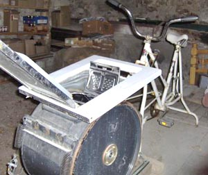 Machine a laver a pedale b ollivier 2 r ba81a